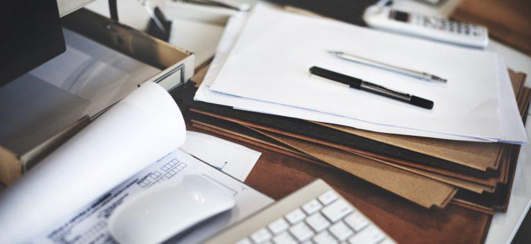 Gewerbeanmelden, Post vom Finanzamt, Steuern, IHK, Versicherungen für Betrieb und sich selber