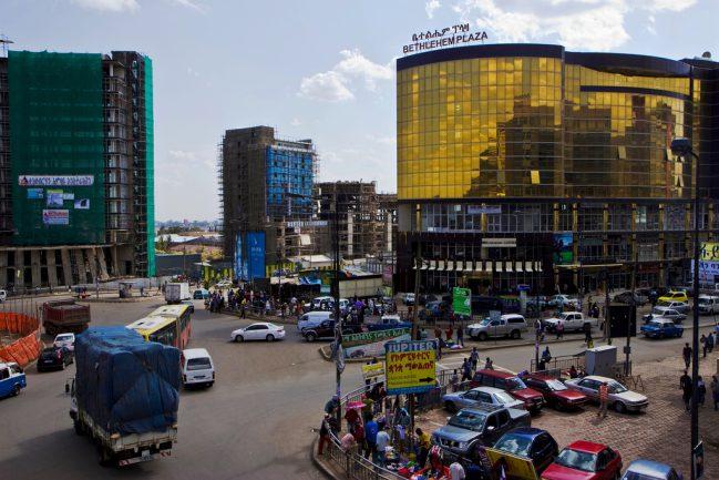 Wirtschaftlicher Boom in Äthipien