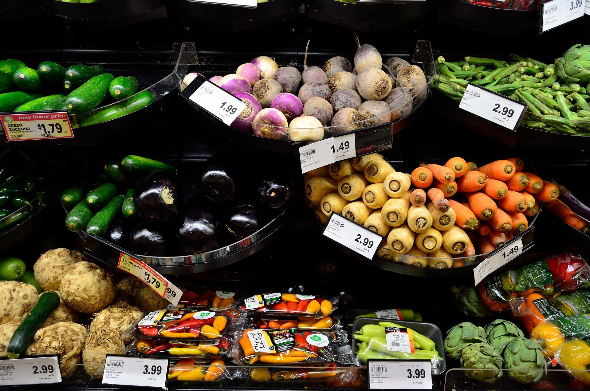 Online Supermärkte sind ein großer Trend der Zukunft