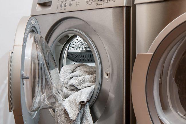 Waschmaschine Informationen für den Kunden